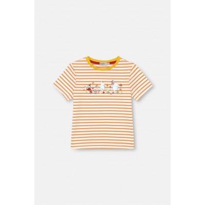Детская футболка Moomins Yellow 2-3 лет