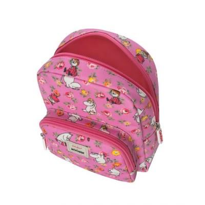 Детский мини-рюкзак Moomins Linen Sprig Pink