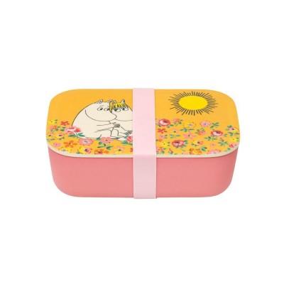Ланч бокс Moomins Meadow Cream