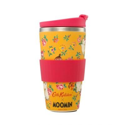 Кружка на вынос Moomins Linen Sprig Yellow