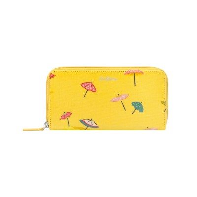 Кошелек на молнии Continental Sunny Parasols Yellow