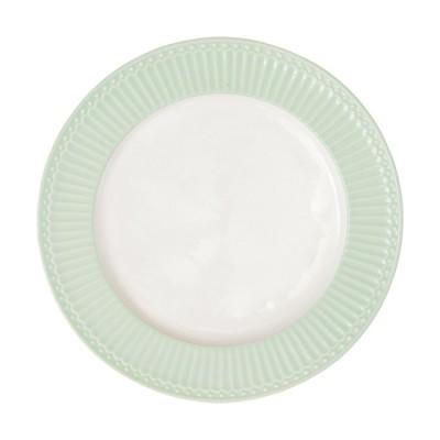 Блюдо Alice pale green 27 см