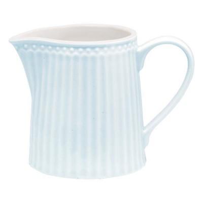 Молочник Alice pale blue
