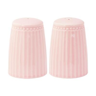 Набор для соли и перца Alice pale pink