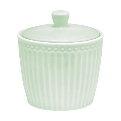 Сахарница Alice pale green