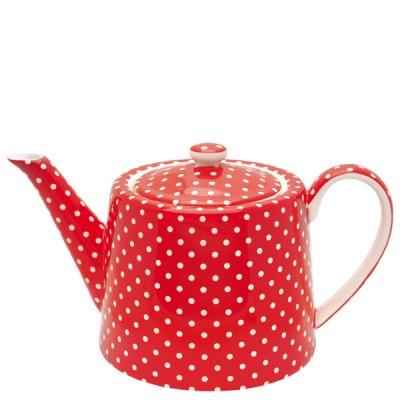 Чайник Spot red Высота 15,5 см