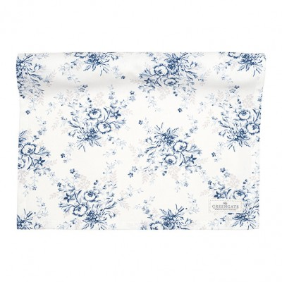 Столовая дорожка Sadie blue 45x140 см