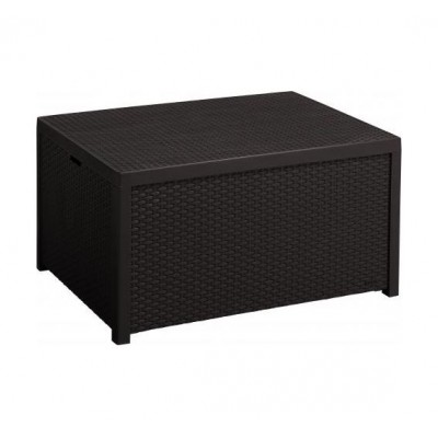 Стол с открывающейся крышкой Arica Rattan Table Keter