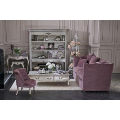 Кофейный столик на 6 ящиков Lilac
