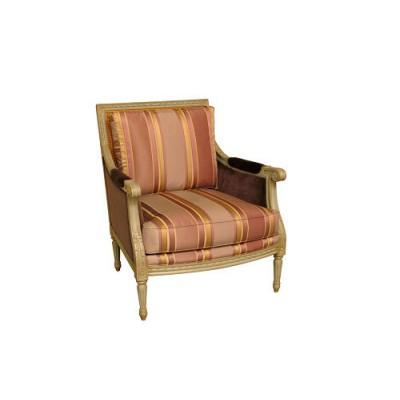 Кресло Bergere Lilac