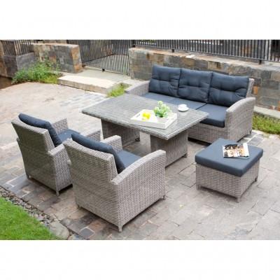 Комплект садовой мебели San Marino high back set