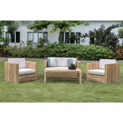 Комплект садовой мебели Ameland lounge set