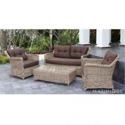 Комплект садовой мебели Matinique lounge set