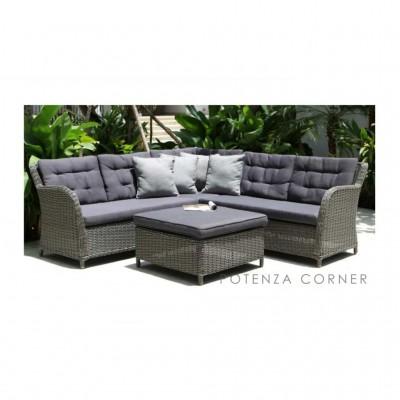 Комплект садовой мебели Potenza lounge, угловой