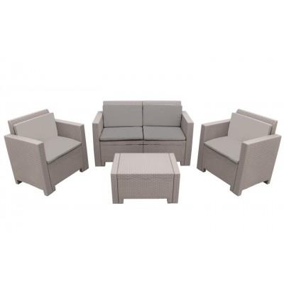 Комплект садовой мебели Orlando lounge set
