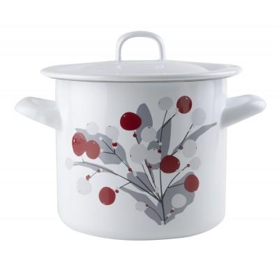 Snowberry Кассероль с крышкой, 1,5 л