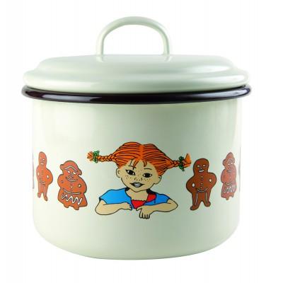 Pippi Емкость для хранения 2,3л Gingerbread