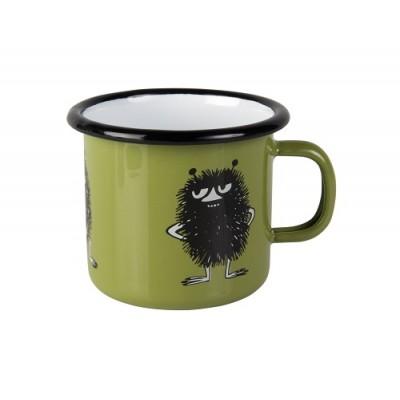 Moomin Кружка эмалированная Moomin Retro, Стинки, 300 мл