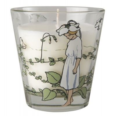 ELSA BESKOW Свеча в стакане Грушанка