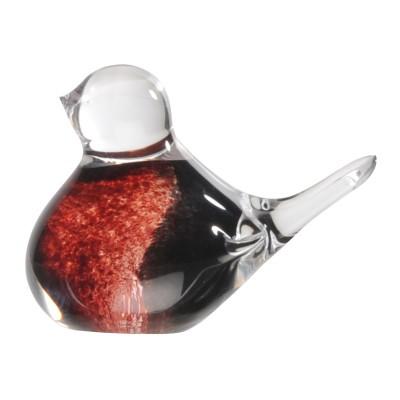 Glass Птенчик красный