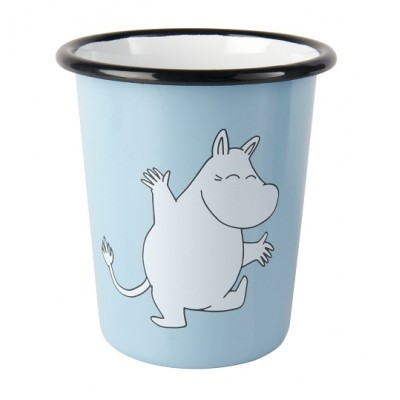 Moomin Стакан эмалированный, Moomin Retro, Муми-тролль